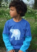 Polar Bear T-Shirt LS