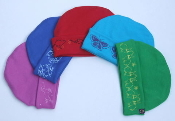 Animal Tails Organic Cotton Hats